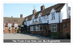 The Tower Arms Hotel, Iver, Buckingamshire