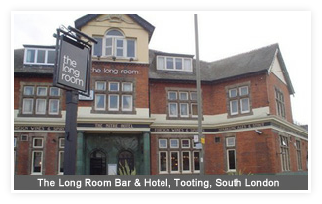 The Long Room, Tooting South London